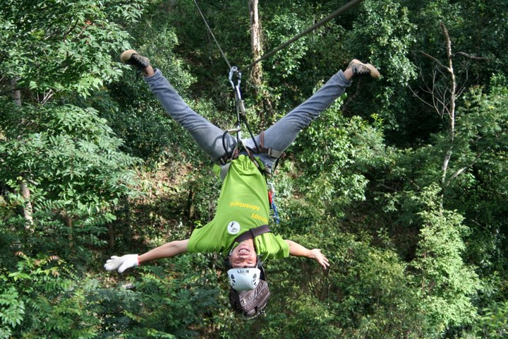 Image result for crazy zip line